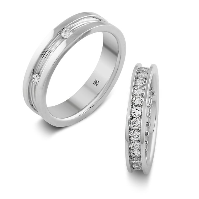 MT Wedding Bands by Michael Trio - 007