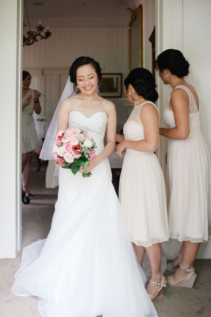 Will & Wei-Yee by Itty Blooms & Styling - 003