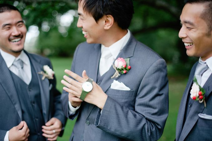 Will & Wei-Yee by Itty Blooms & Styling - 007