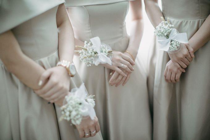 Wilson & Elisabeth Wedding Day by Calia Photography - 005
