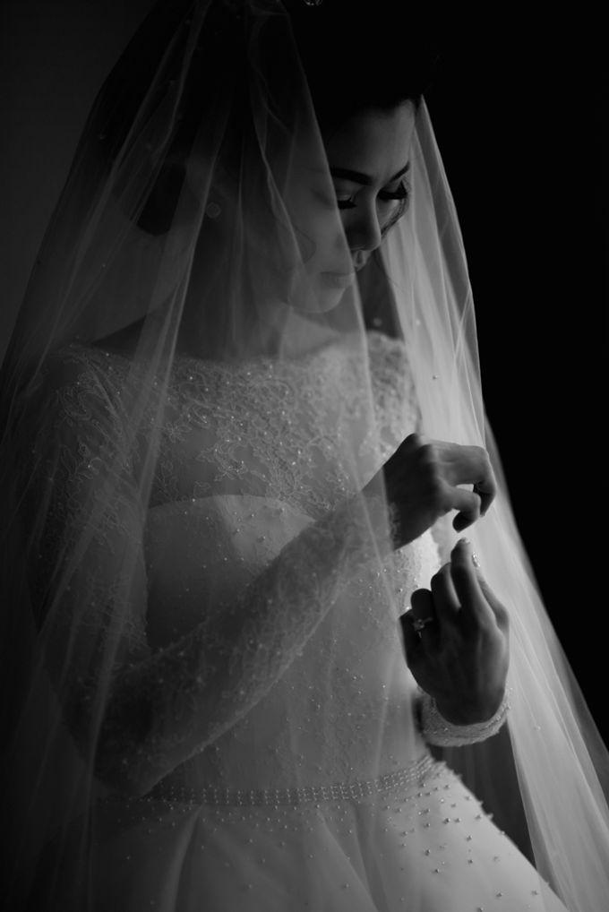 Wilson & Elisabeth Wedding Day by Calia Photography - 009
