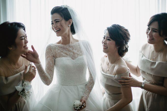 Wilson & Elisabeth Wedding Day by Calia Photography - 006