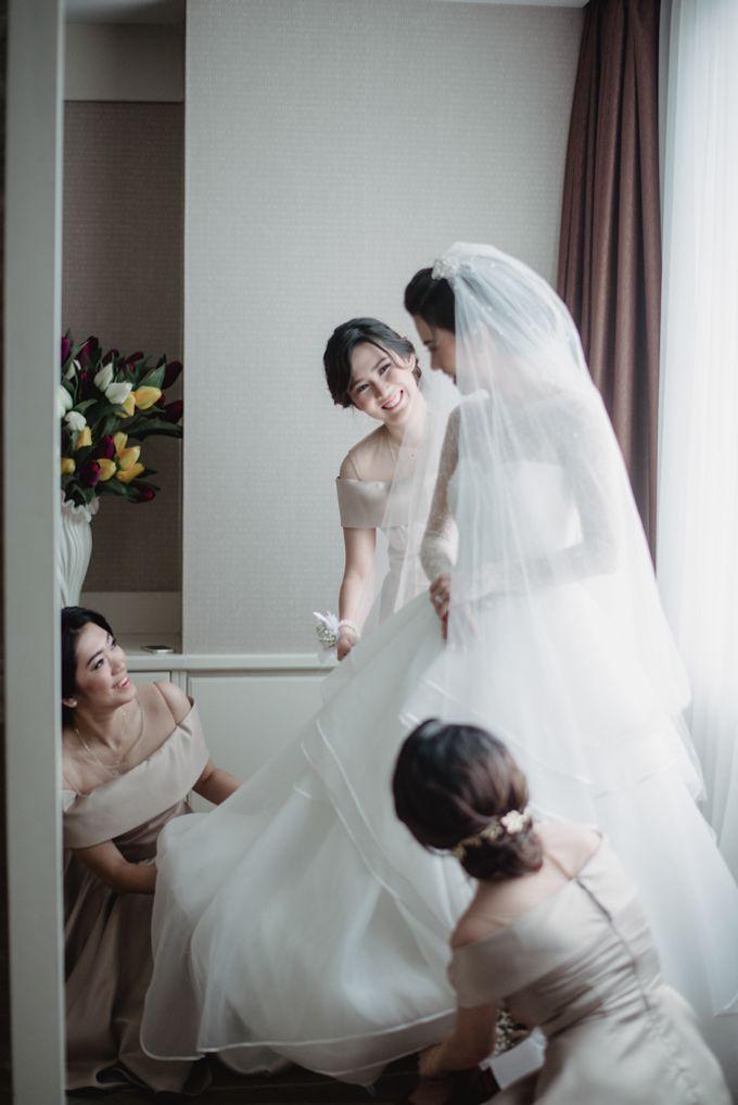 Wilson & Elisabeth Wedding Day by Calia Photography - 007