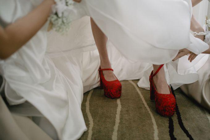 Wilson & Elisabeth Wedding Day by Calia Photography - 008