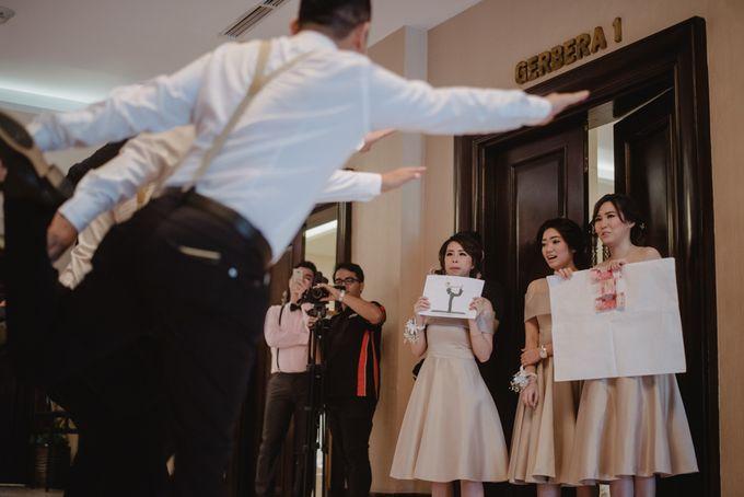 Wilson & Elisabeth Wedding Day by Calia Photography - 012