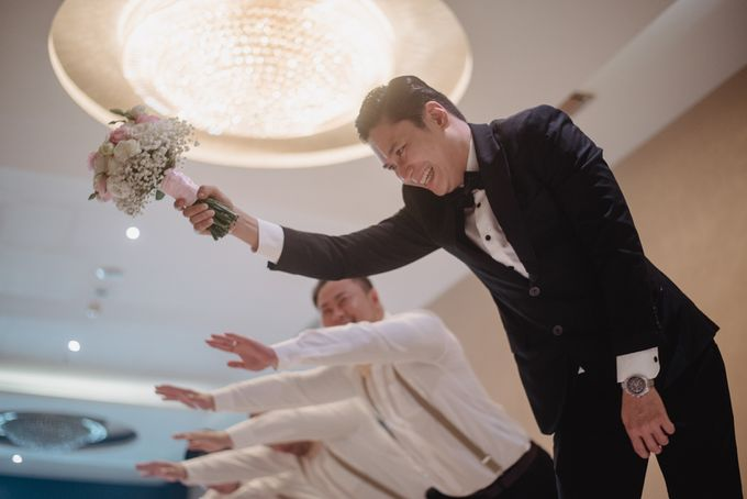 Wilson & Elisabeth Wedding Day by Calia Photography - 013