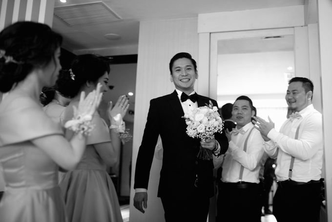 Wilson & Elisabeth Wedding Day by Calia Photography - 014