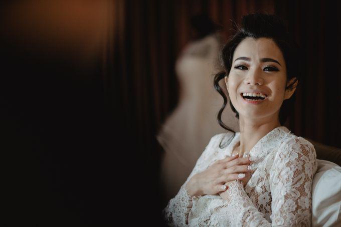 Wilson & Elisabeth Wedding Day by Calia Photography - 002