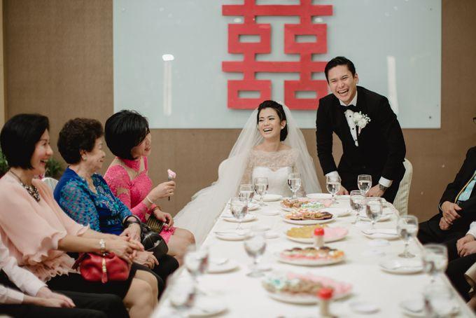 Wilson & Elisabeth Wedding Day by Calia Photography - 018