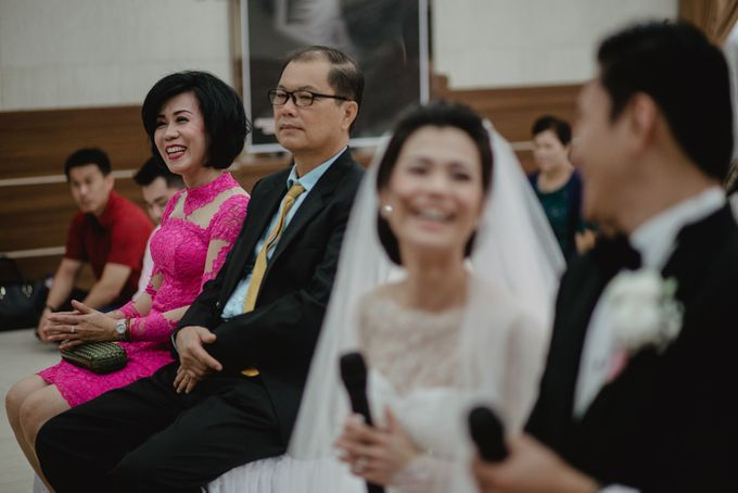 Wilson & Elisabeth Wedding Day by Calia Photography - 023