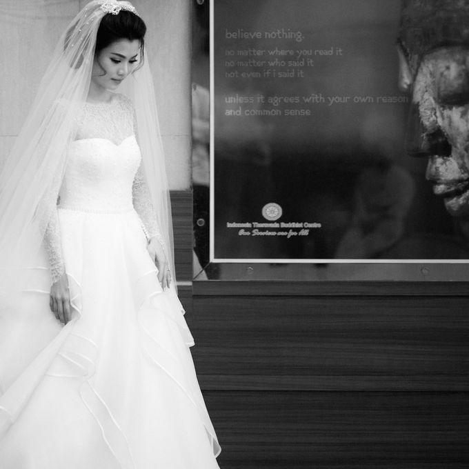 Wilson & Elisabeth Wedding Day by Calia Photography - 024