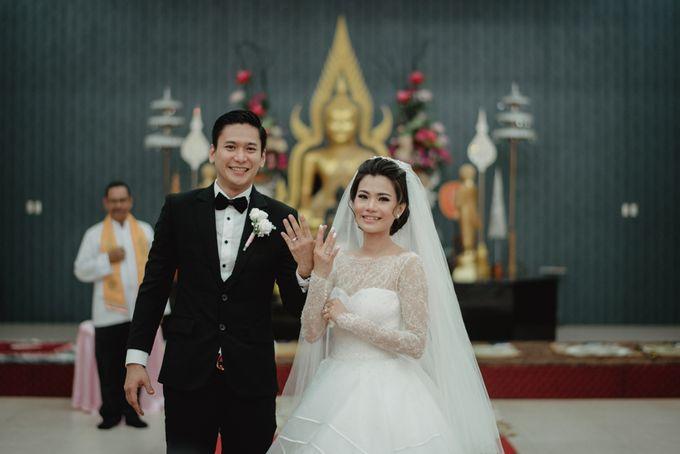Wilson & Elisabeth Wedding Day by Calia Photography - 027
