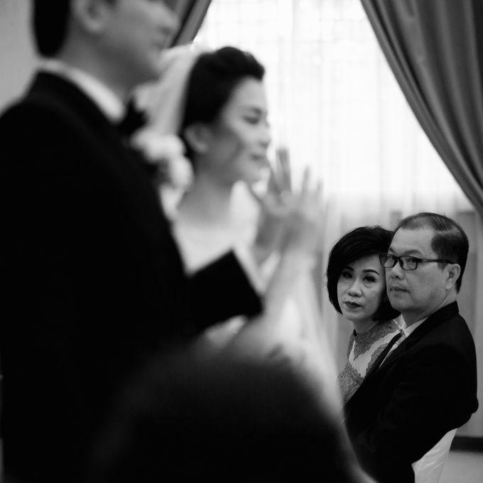 Wilson & Elisabeth Wedding Day by Calia Photography - 028