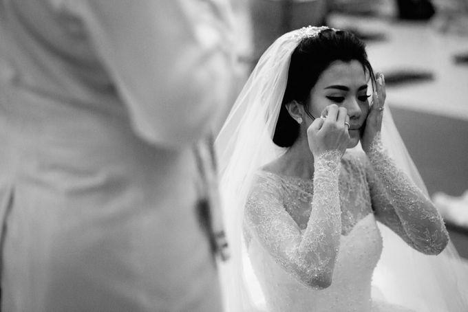 Wilson & Elisabeth Wedding Day by Calia Photography - 030