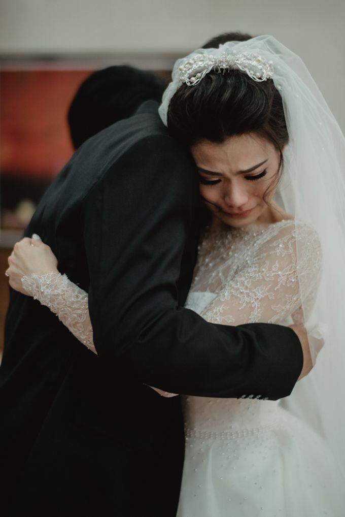 Wilson & Elisabeth Wedding Day by Calia Photography - 031