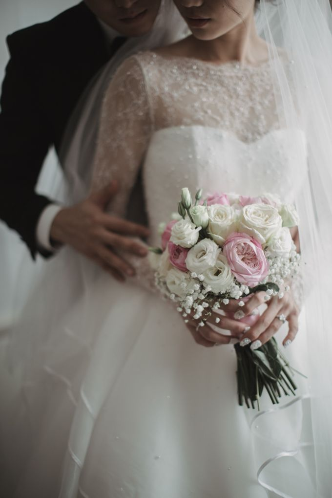 Wilson & Elisabeth Wedding Day by Calia Photography - 032