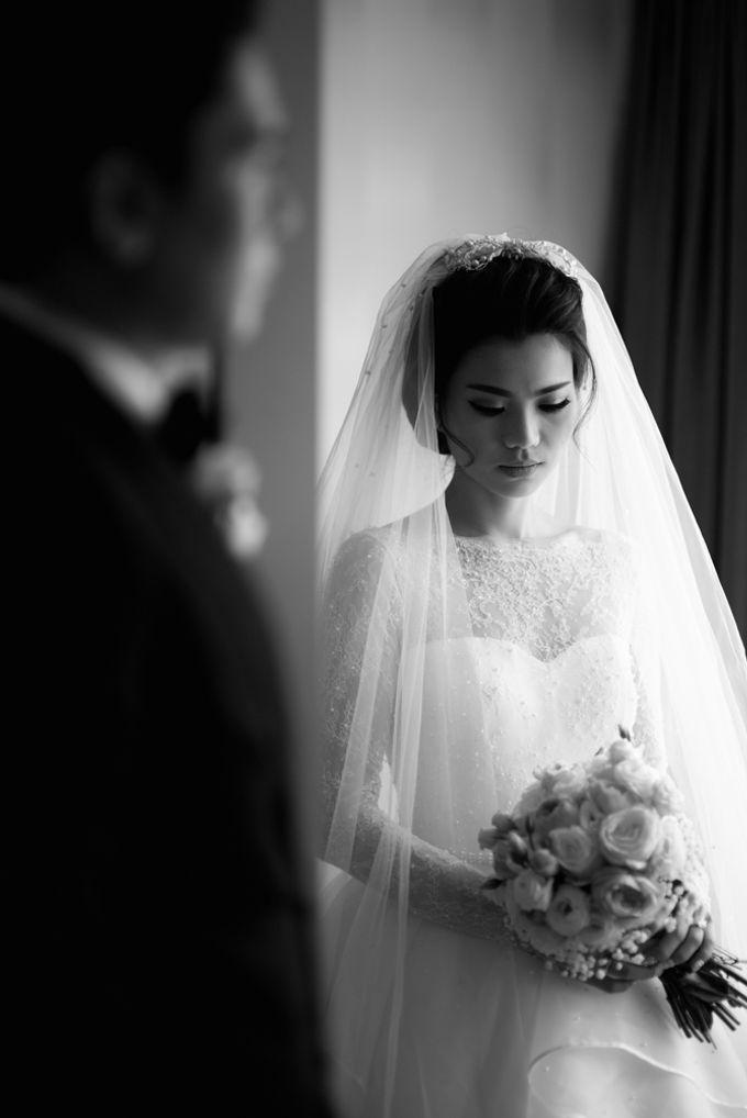 Wilson & Elisabeth Wedding Day by Calia Photography - 033