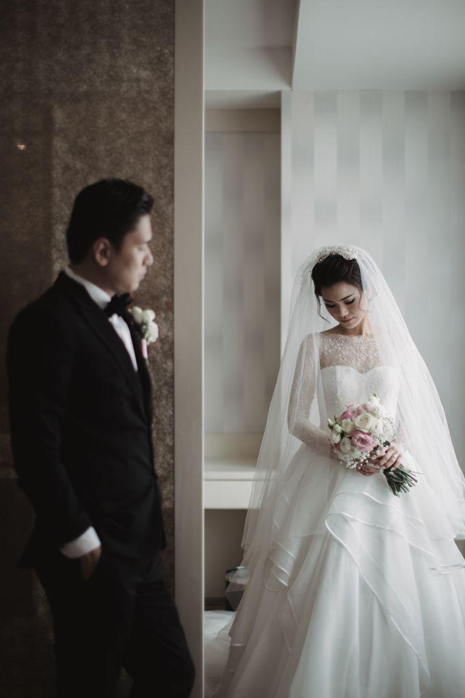 Wilson & Elisabeth Wedding Day by Calia Photography - 034