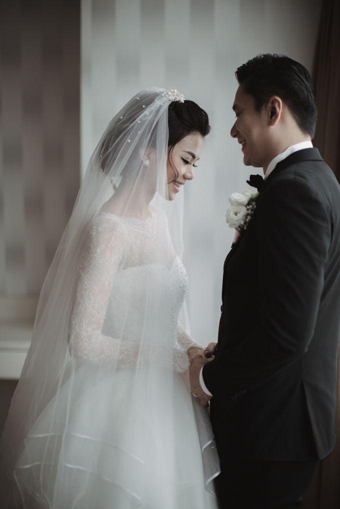 Wilson & Elisabeth Wedding Day by Calia Photography - 035
