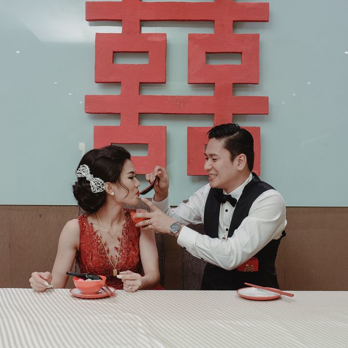 Wilson & Elisabeth Wedding Day by Calia Photography - 037