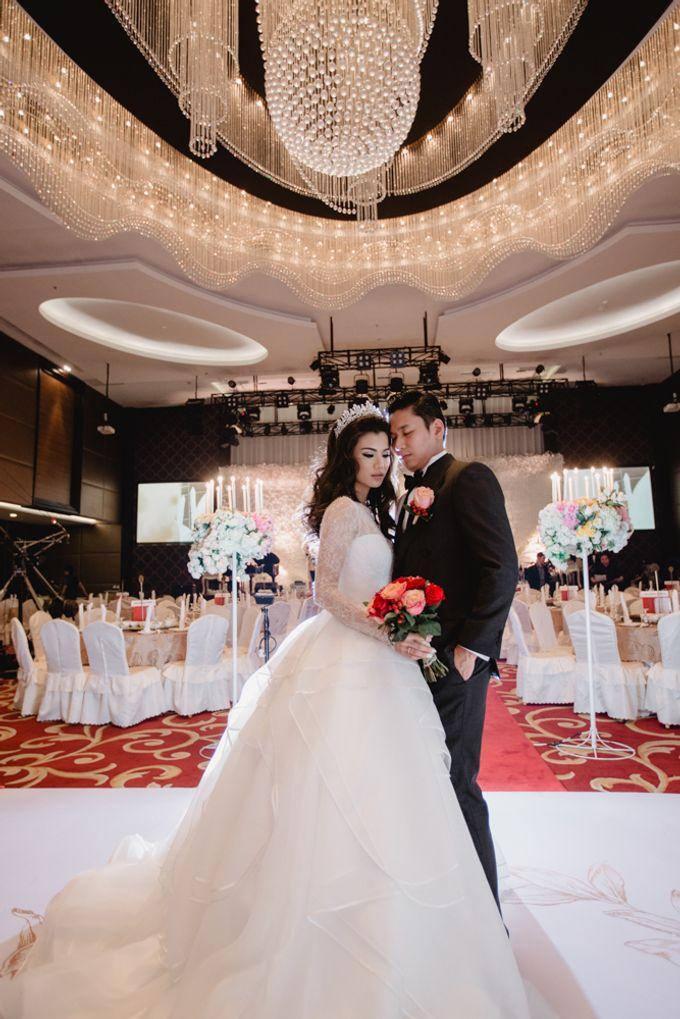 Wilson & Elisabeth Wedding Day by Calia Photography - 040