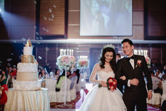 Wilson & Elisabeth Wedding Day by Calia Photography - 041