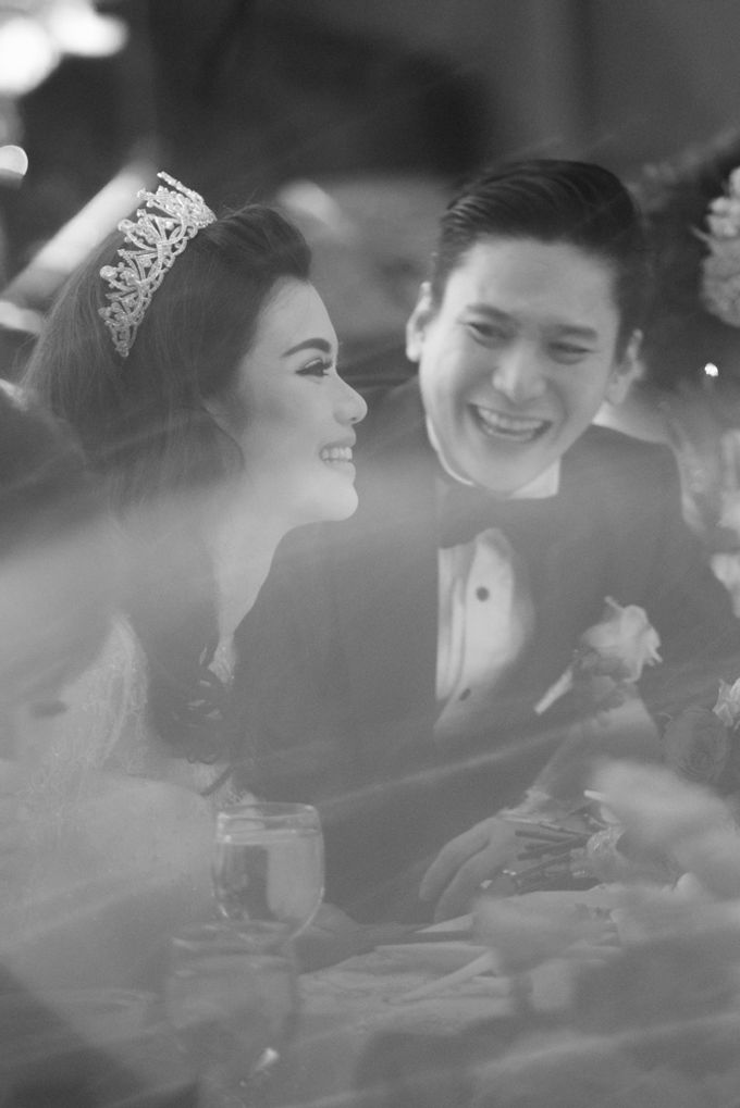 Wilson & Elisabeth Wedding Day by Calia Photography - 042