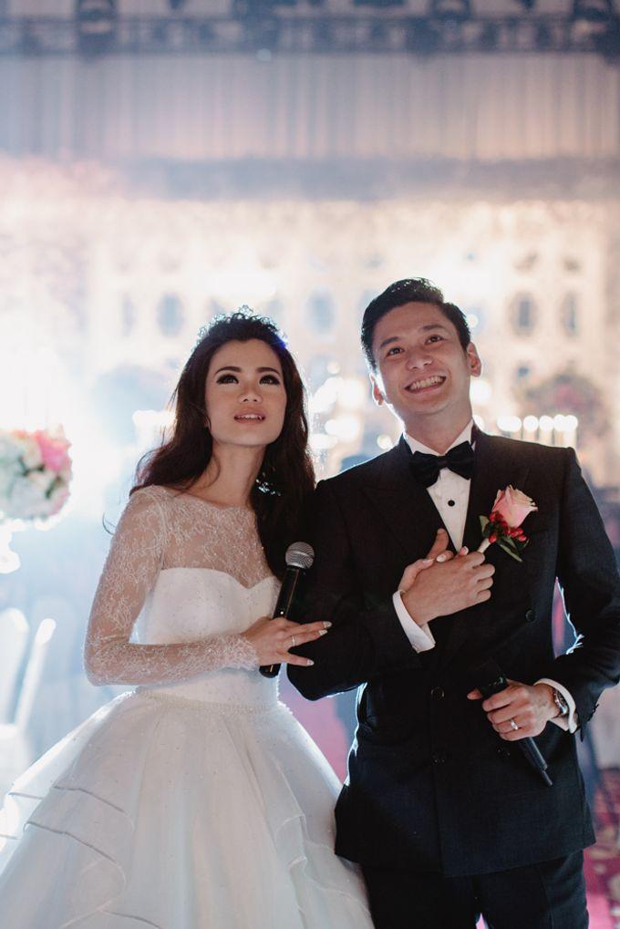 Wilson & Elisabeth Wedding Day by Calia Photography - 043