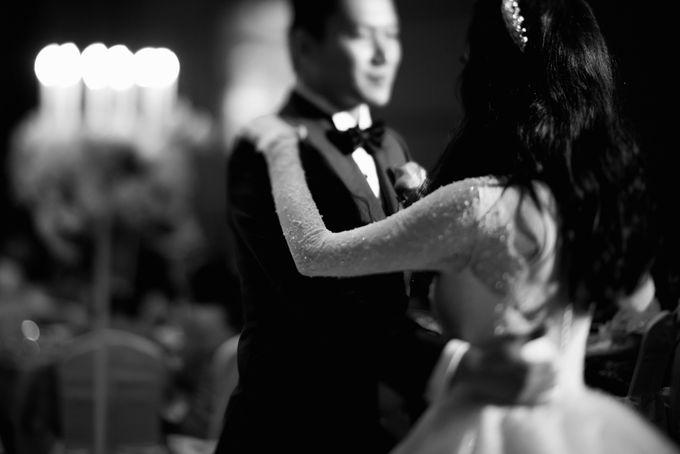 Wilson & Elisabeth Wedding Day by Calia Photography - 044