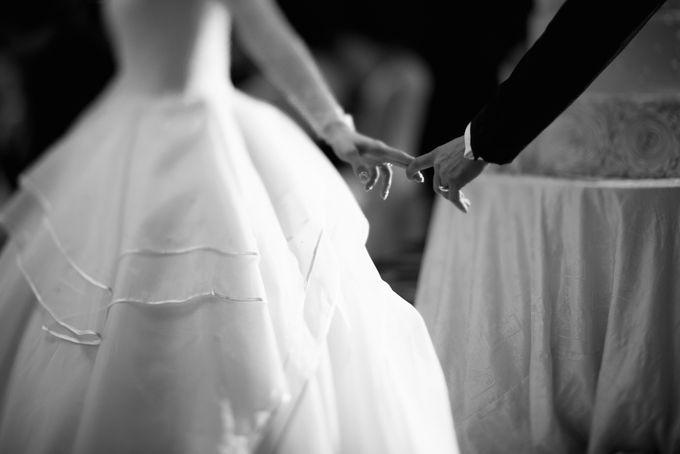 Wilson & Elisabeth Wedding Day by Calia Photography - 046
