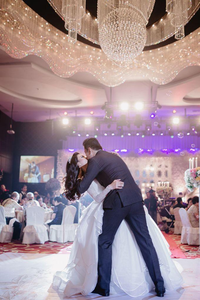 Wilson & Elisabeth Wedding Day by Calia Photography - 047