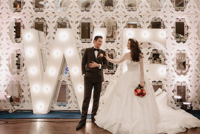 Wilson & Elisabeth Wedding Day by Calia Photography - 050