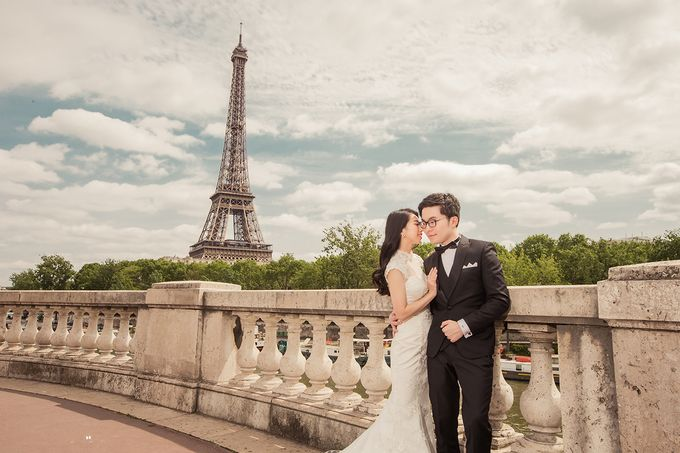 Paris by Odelia Bridal - 014