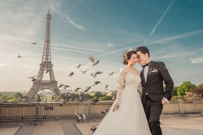 Paris by Odelia Bridal - 003