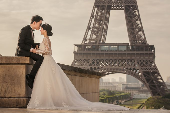 Paris by Odelia Bridal - 004