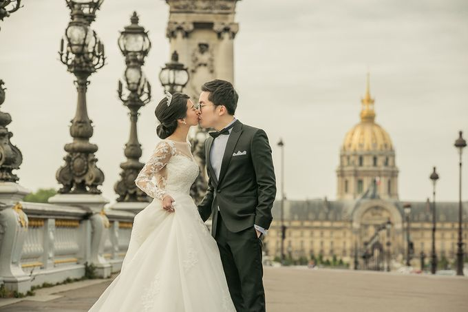 Paris by Odelia Bridal - 008