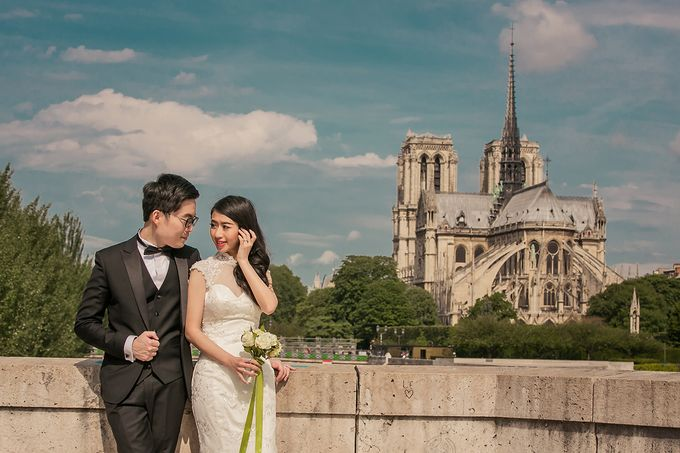 Paris by Odelia Bridal - 009
