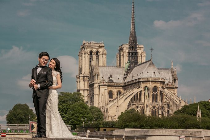 Paris by Odelia Bridal - 010