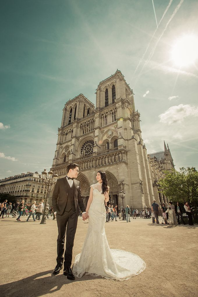 Paris by Odelia Bridal - 012