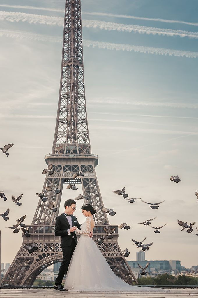 Paris by Odelia Bridal - 002