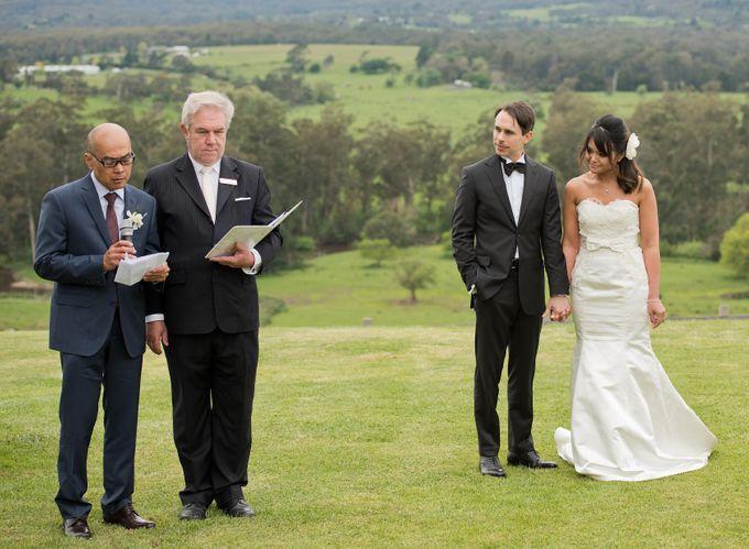 Yarra Valley Weddings by Treasured Ceremonies - 006