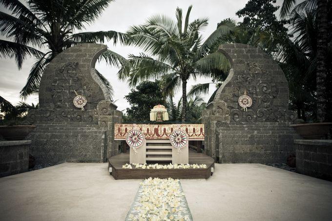 Simple Balinese Decoration Setup by Wapa Di Ume - 003
