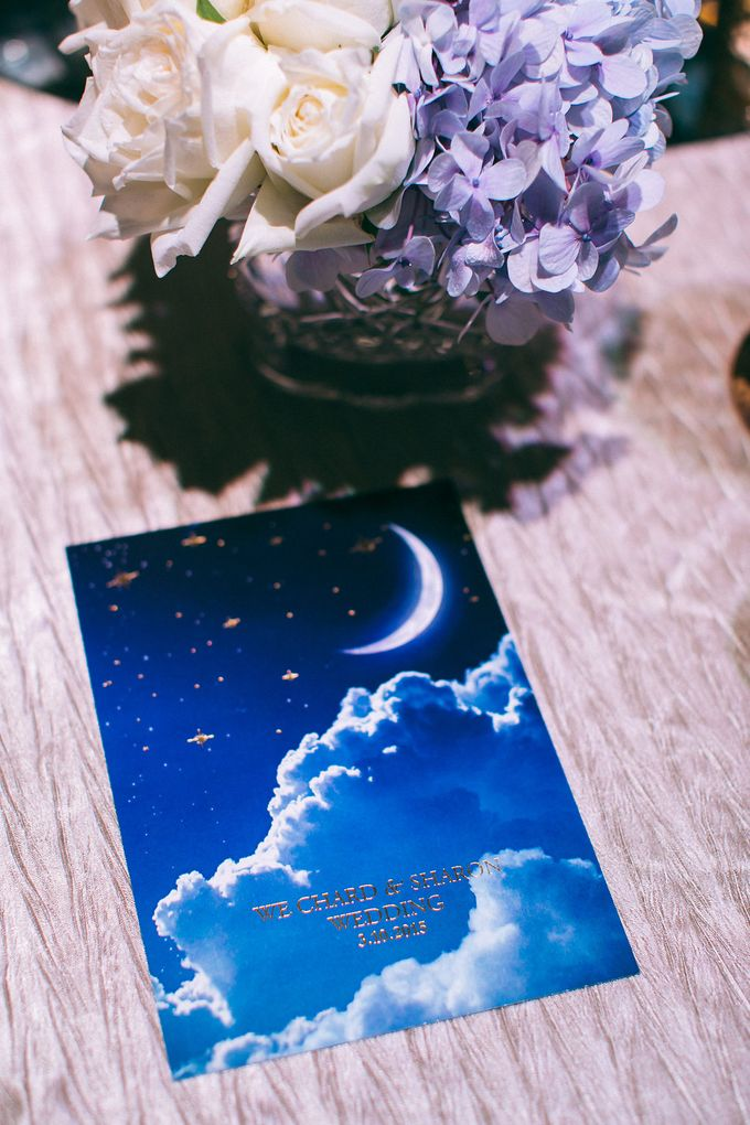 Starry Stary Night by Spring Cottage - 001