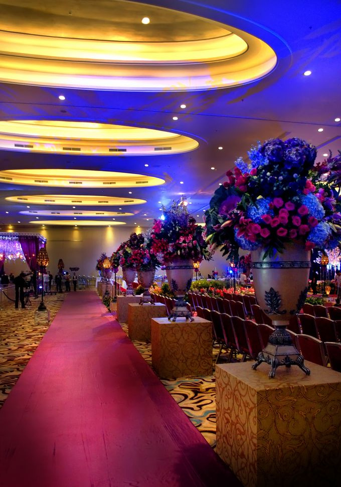 Wedding at HARRIS CONVENTION HALL by HARRIS HOTEL & CONVENTION FESTIVAL CITYLINK BANDUNG - 001