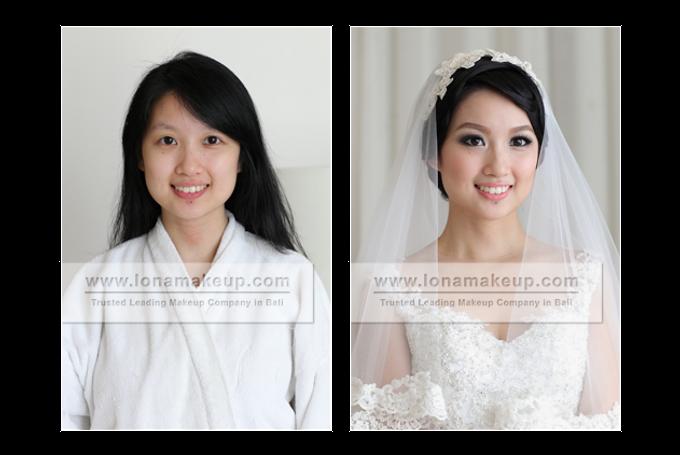 Bridal Makeup by Lona Makeup - 001