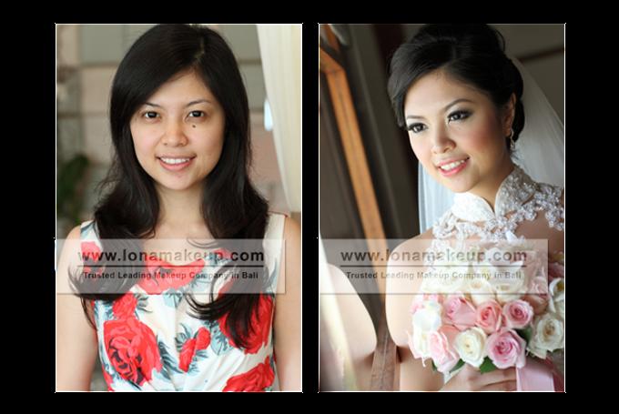 Bridal Makeup by Lona Makeup - 007