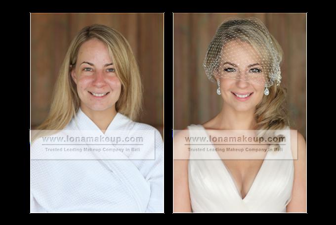 Bridal Makeup by Lona Makeup - 008