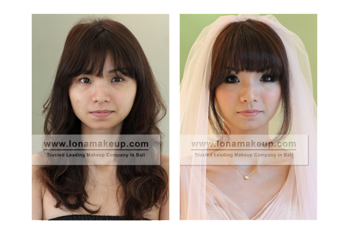 Bridal Makeup by Lona Makeup - 009