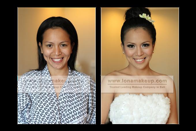 Bridal Makeup by Lona Makeup - 004