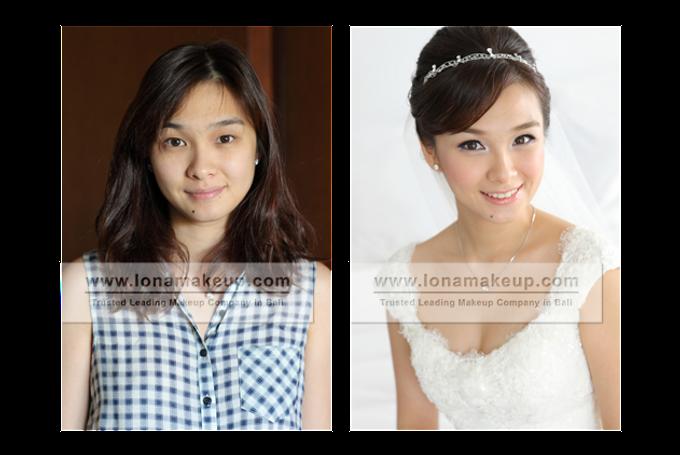 Bridal Makeup by Lona Makeup - 006